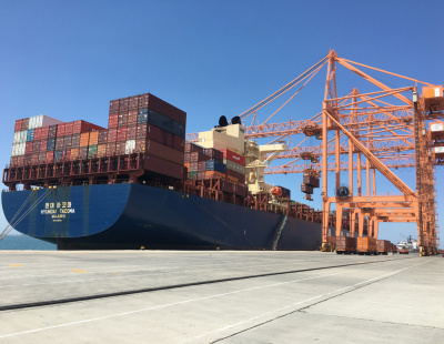 GSCCO receives Hyundai container vessel from THE Alliance