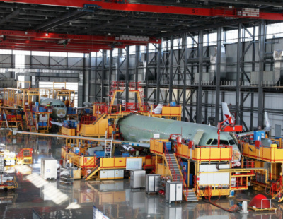 Airbus could cut workforce by 'as much as 10%'