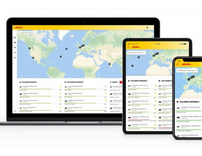 DHL launches new online freight forwarding platform