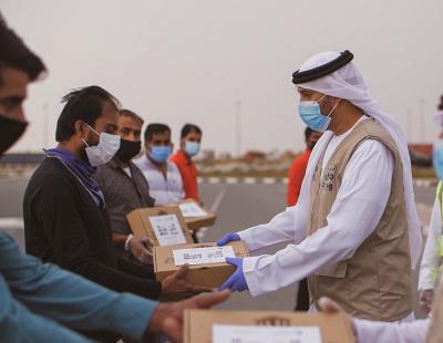 FedEx Express donates 4,000 meals over Ramadan