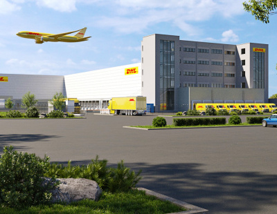 DHL Express to build new European gateway at Munich Airport