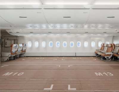 REVEALED: World's first cargo A380