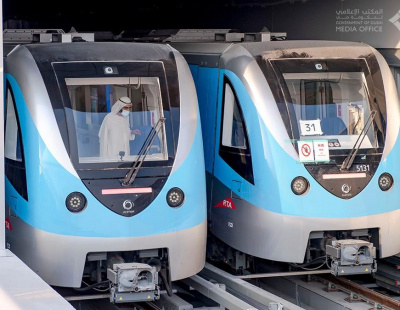 RTA inaugurates Dubai Route 2020 Metro