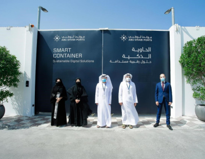 Abu Dhabi Ports to cut emissions by 50% with smart container initiative