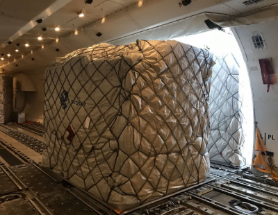 GEODIS to maintain long-term airfreight corridor between Asia and Europe