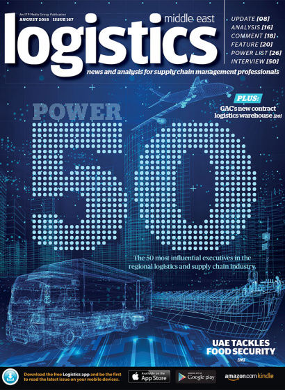 Logistics Middle East - August 2018