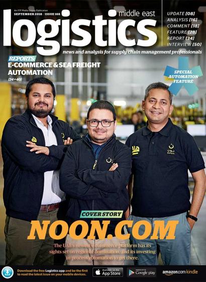Logistics Middle East - September 2018