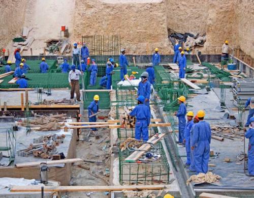 Skill shortage major challenge in construction