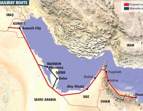 GCC Rail project will go ahead says Oman rail exec