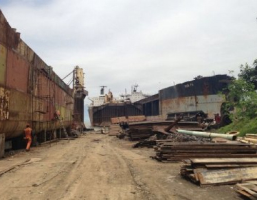 Ship recycling: from the cradle to the grave