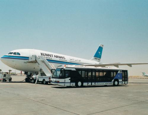 Kuwaiti plane makes emergency landing in Dubai