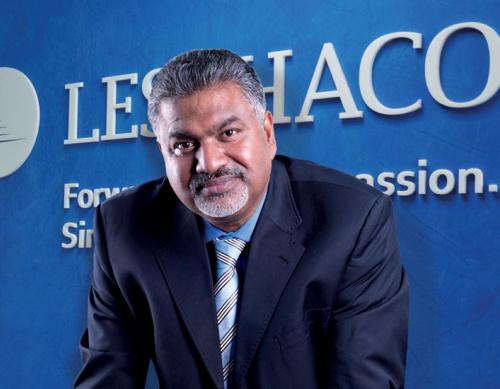 Exclusive Interview: Shamsudeen Ahmed, Leschaco