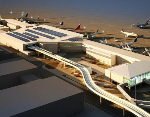 Concourse D opens at Dubai International Airport