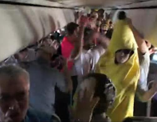 Airline investigated after Harlem Shake vid goes viral!