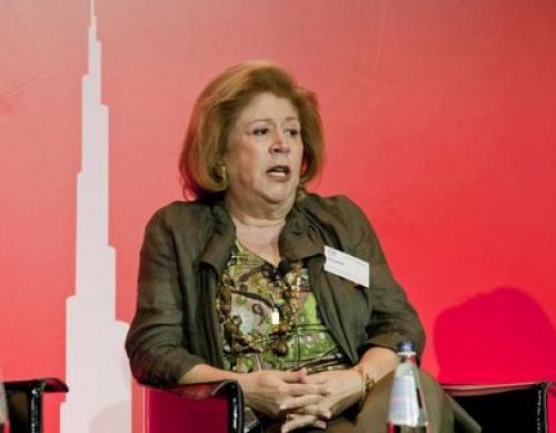 Meet the 43-yr veteran chairwoman of Gezairi Transport