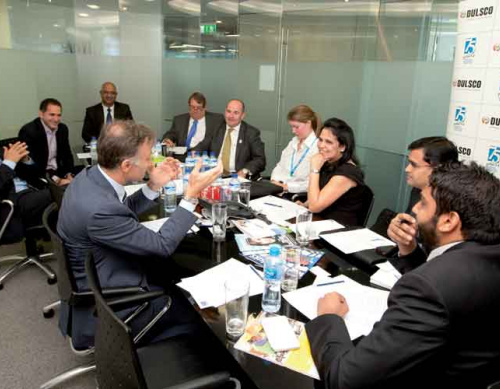 The impact of Dubai's Expo2020 win on logistics firms