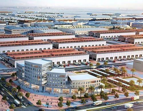 Dubai Wholesale City to host $27m cash and carry facility