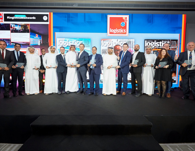LOGISTICS MIDDLE EAST AWARDS 2020