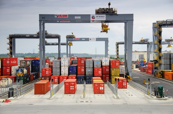 DP World Australia purchases two additional ASCs from Kalmar for Fisherman Islands Terminal in Brisbane