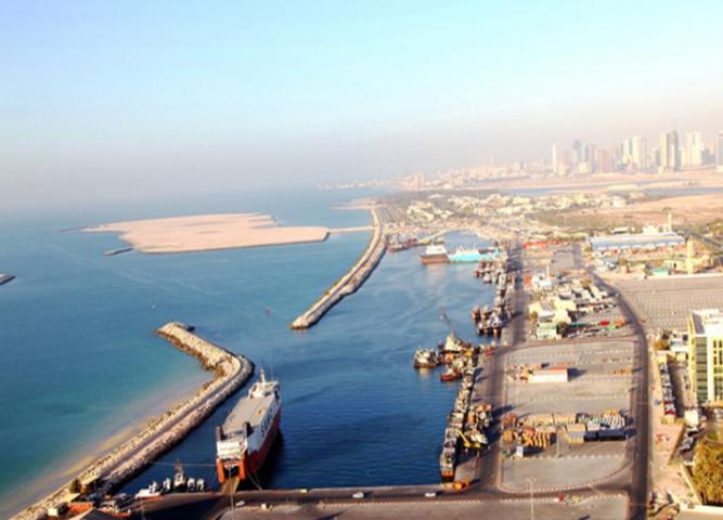 Al Sila Port, Abu Dhabi, UAE