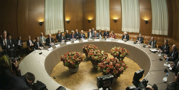 The groundwork for the Iranian nuclear accord was laid during talks with the P5+1 group of nations in Vienna.