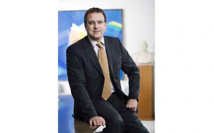 Peter Glatz, Regional Director Near Middle East /Africa, DB Schenker AG