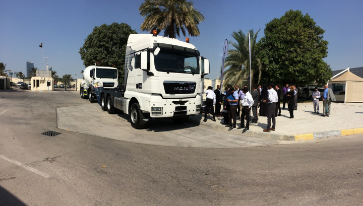 Held over two days at the Abu Dhabi Directorate of Traffic and Patrols, the event brought together several road safety stakeholders from the Abu Dhabi Police, senior representatives from MAN Truck & Bus Middle East and owners of heavy vehicles operating companies.