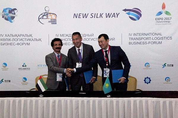 Kazakhstan's potential as a key transit corridor for China's One Belt, One Road initiative can be realised by focusing on soft and hard infrastructure development that supports multimodal transport links, says DP World group chairman and CEO, Sultan Ahmed bin Sulayem.