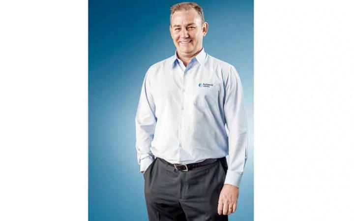 Frank Courtney, Chief Executive Officer, EMEA region, Barloworld Logistics.