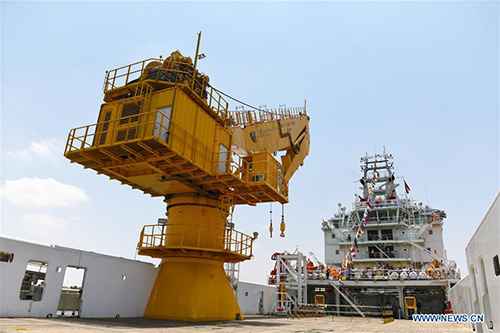 Egypt, Middle east, Offshore, Ship, Workboats, NEWS