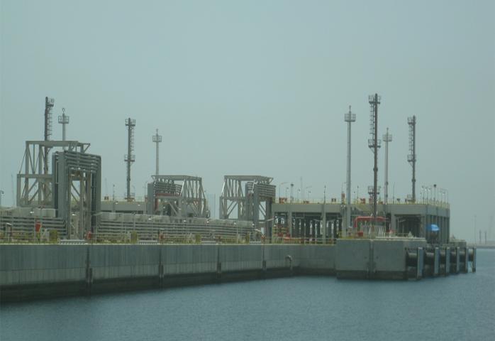 Phase 2 of Ras Laffan Port Expansion, Qatar