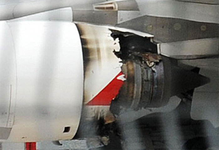 Compensation talks between Qantas and Rolls are underway (Roslan Rahman/AFP/Getty Images).