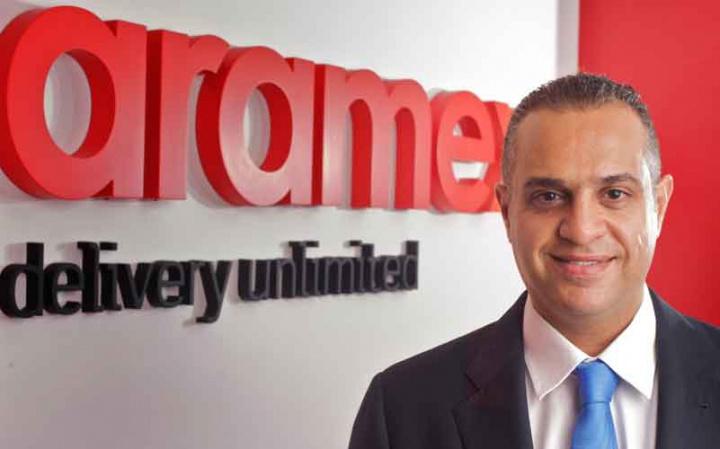 Hussein Hachem, Chief Executive Officer, Aramex