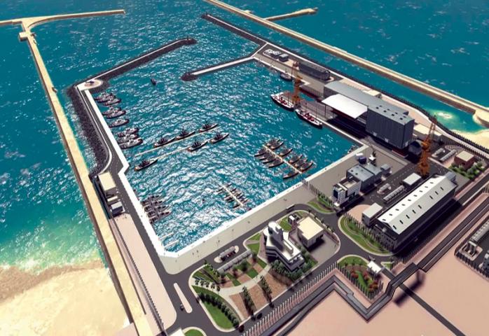 KOC Marine, Kuwait
