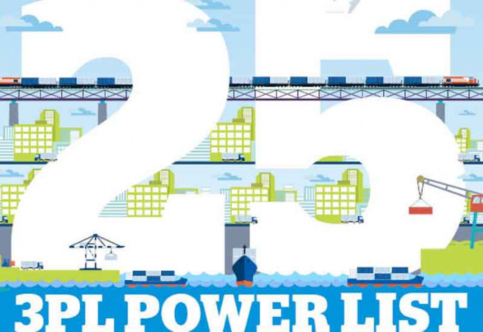 3PL Power List, Logistics, NEWS, Power Lists