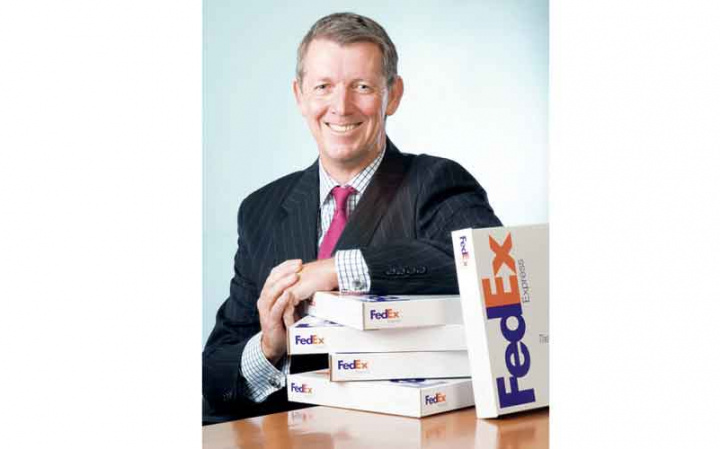 David Ross, Senior vice president, FedEx Middle East, Africa & India