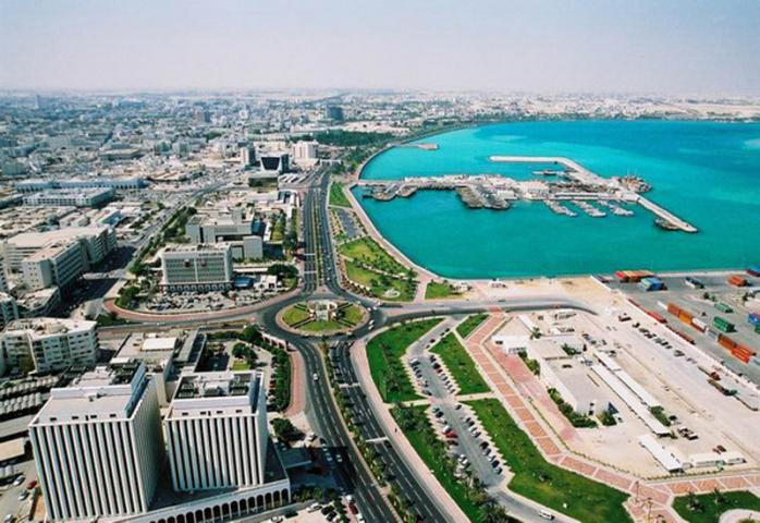 Al Ruwais port development, Qatar