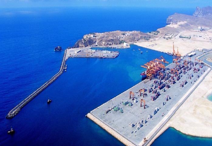 Phase 3 Salalah Port, Oman
