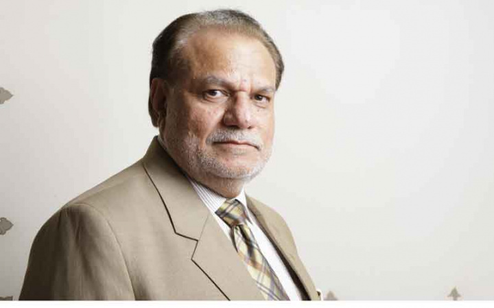 Syed Mustafa, Chief Executive Officer, Almajdouie Logistics