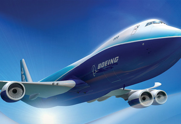 LAUNCH DATE: The latest Boeing freighter is due in 2009.