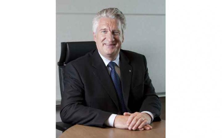 Len Hunt, President, automotive group, Al-Futtaim