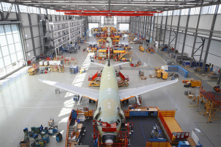 Airbus is increasing A320 production rates.