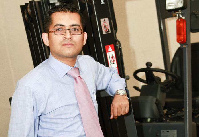 Acme group, Dubai, INTERVIEWS, Materials Handling