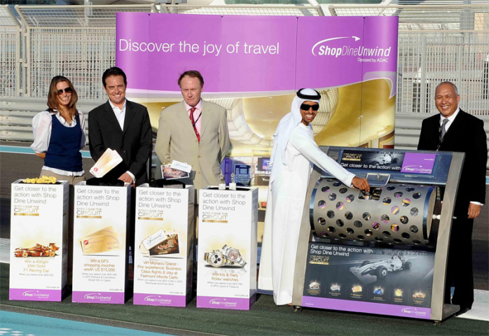 F1 drives Abu Dhabi Airport revenue to new heights.