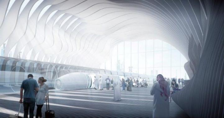Hyperloop, Virgin, Dp world