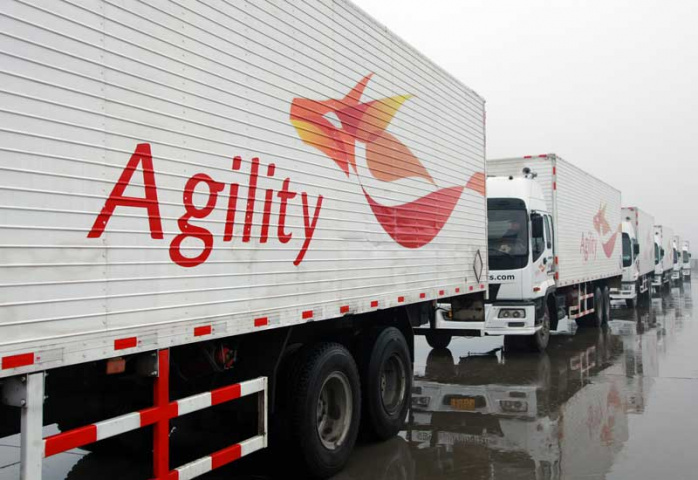 Agility is the largest logistics provider in the Middle East and a leading provider of supply chain services in emerging markets in Asia Pacific, Africa, Latin America and elsewhere.