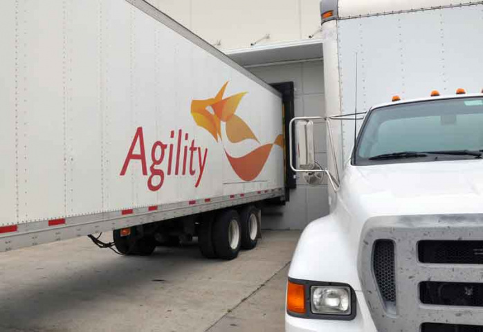 The 9,000-sqm Agility facility, licensed by the Ministry, uses advanced warehousing technology and equipment to manage receipt, storage, distribution and reverse logistics.