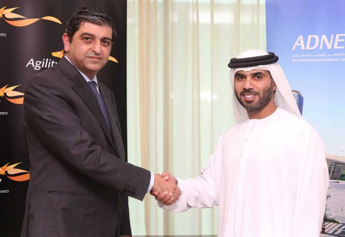 Under the MoU, ADNEC and Agility will establish a long-term, mutually beneficial cooperation.