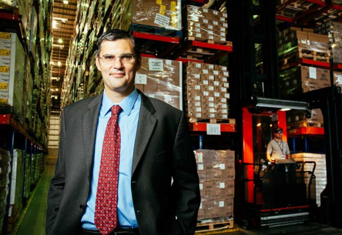 Agility is planning to invest $100m expanding into emerging markets this year.