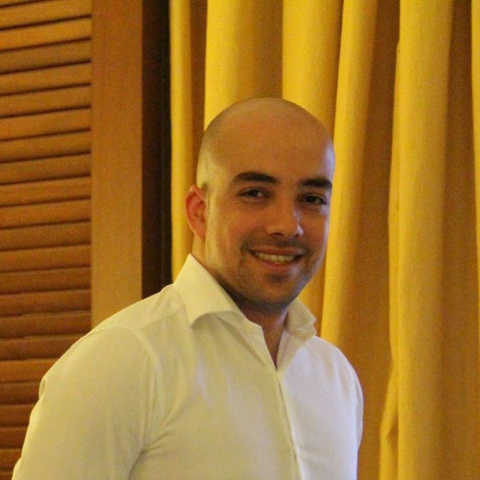 Ahmad Abdel-Yaman, LogistaaS co-founder and chief technology officer, LogistaaS